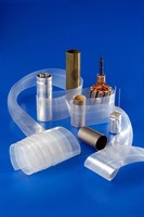 Shrinkable Lay Flat Tubing has thin wall construction.