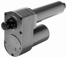 Linear Actuators carry loads up to 1,330 lb.