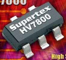 Current Sensor has operating voltage range of 8-450 Vdc.
