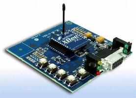 Development Kits wirelessly communicate critical data.