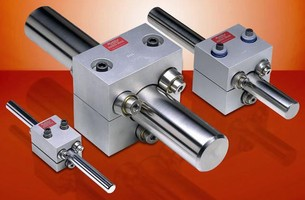Roh'lix® Linear Actuators Convert Rotary Motion into Precise Linear Motion