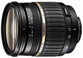 Zoom Lens is designed for APS-C size digital SLR cameras.