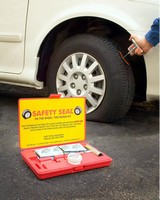 Tire Repair Kit Allows Permanent Repairs on the Wheel