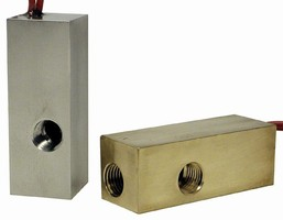 Liquid Flow Switches feature fixed set-points.