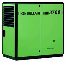 Air Compressors come in 40, 50, and 60 hp models.