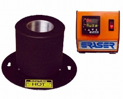 Eraser's Magnet Wire Stripping Pot Offers Clean Stripping of Magnet Wire