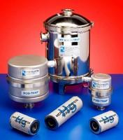 Vacuum Pump Traps absorb toxic mercury vapors.
