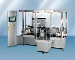 Bosch Pharmaceutical Division at Interphex 2006: Bosch Syringe Filling Systems Now Include Particle Inspection