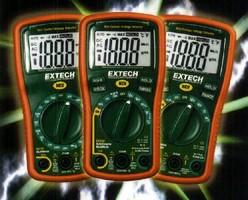 Digital Multimeters feature built-in voltage detection.