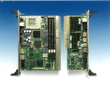 Single Board Computer fits CompactPCI platform.