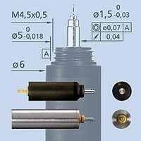 6mm DC Motor with Planetary Gearhead