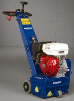 Scarifiers are suited for surface preparation jobs.