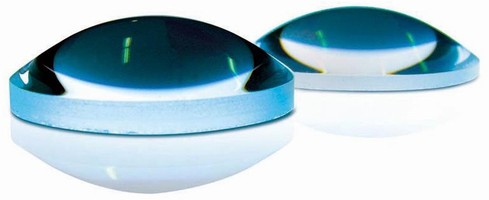 Precision Aspheric Lenses are provided as COTS solution.