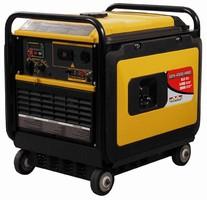 Portable Inverter Generators power sensitive electronics.