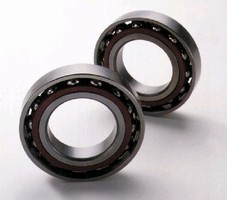 Ball Bearings suit small diameter shafts.