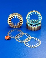 Small Motor Stack and Coat Service Permits Smoother and Tighter Wire-Winding