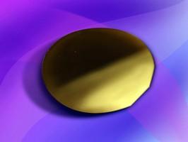 Gallium Nitride-on-Diamond® Wafer has 2 in. diameter.