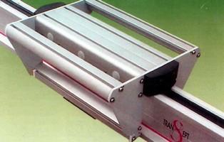 Conveyor System promotes access to assemblies.