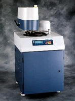 Grinder-Polishers are equipped with 2 hp motor.