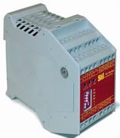 Interlock Switch Control Unit monitors 1 or 2 read heads.