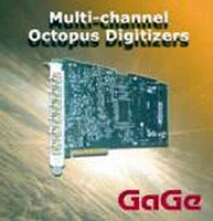 Multi-channel Digitizers offer up to 8 channels.