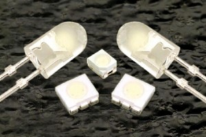 Warm White LEDs attain consistent color temperature.