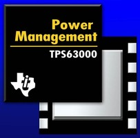 Power Management IC extends battery life in Li-Ion devices.