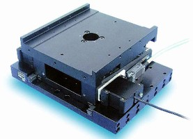 Vertical Stage targets wafer positioning applications.