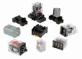General Purpose Relays by c3controls - The Solution to Your Control Logic Applications!