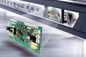 Interface Card facilitates network control for conveying.