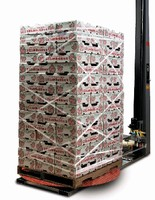 Load Containment System offers stability with ventilation.