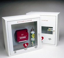 Defibrillator Wall Cases And Storage Bag From Allegro Industries