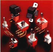 Switches are suitable for hand-held electronic devices.