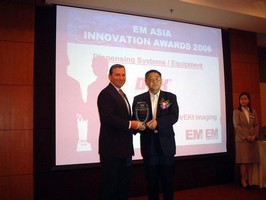 DEK's ProFlow® DirEKt Imaging Technology Wins Prestigious Industry Manufacturing Award