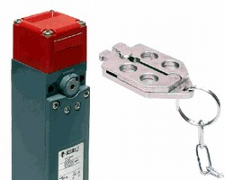 Safety Switches include solenoid and LED signaling.