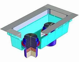 EnviroSafe(TM) Modular Stormwater Catch Basin Filter System