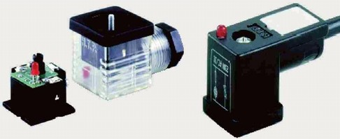 Connectors and Assemblies are suited for control automation.