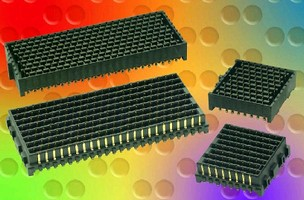 Differential Pair Arrays provide up to 1 terabit/connector.
