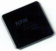 Motion Control Chip features output speeds to 15 Mpps.
