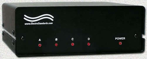 DB15 A/B/C/D Switch is only controlled by remote port.