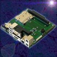 Server is designed for ETX and PC/104-based industrial I/O.