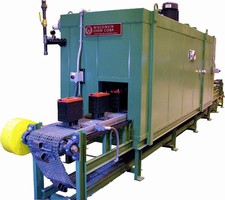 Gas Fired Shrink Wrapping Oven used for Packaging of Auto Batteries