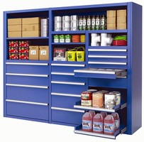 Storage System suits processing maintenance operations.