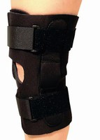 Orthopedic Braces offer knee and patella support.