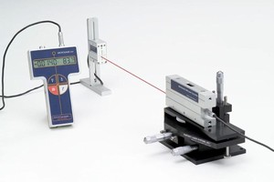 Laser Alignment System targets manufacturing plants.