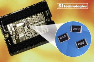 Chip Resistors have power ratings up to 8 W.