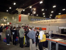 Bystronic Presented The Byjet Waterjet, The PR Series Press Brake and Byvision Control at Westec