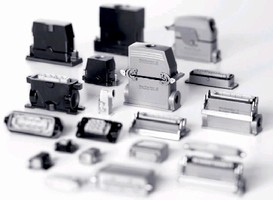 Rectangular Connectors withstand corrosive environments.
