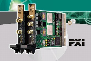 PXI Digitizers suit fast RF and ATE applications.
