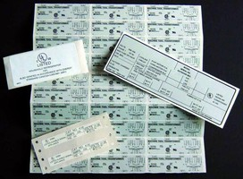 UL/CSA Labels are designed to replace metal nameplates.